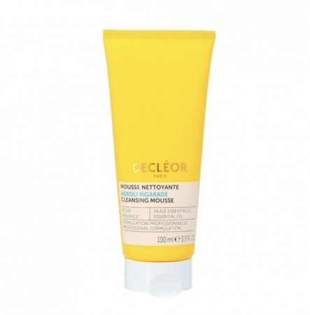 DECLEOR NEROLI BIGARADE CLEANSING MOUSSE 100 ML